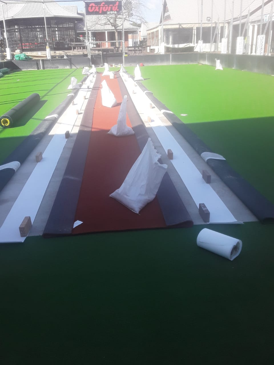 Oxford Multifunctional Pitch